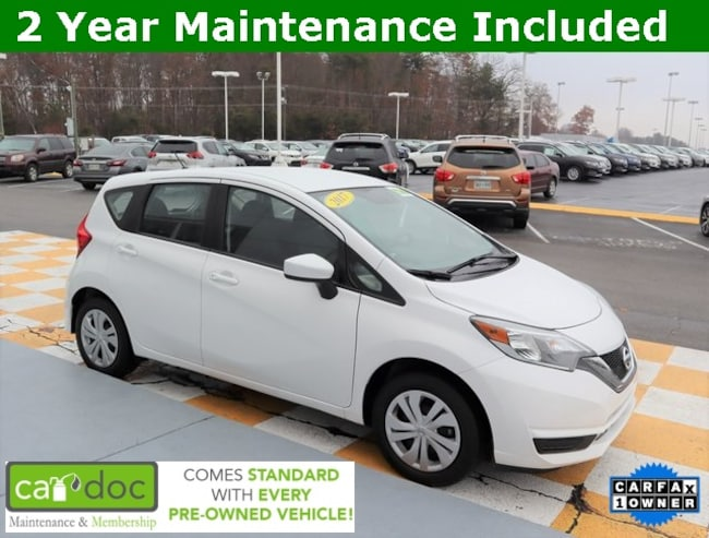 Certified Pre-Owned 2017 Nissan Versa Note SV Hatchback 3N1CE2CP5HL356299 for sale near Knoxville TN