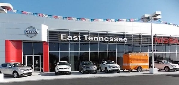 Nissan Dealership Near Knoxville TN