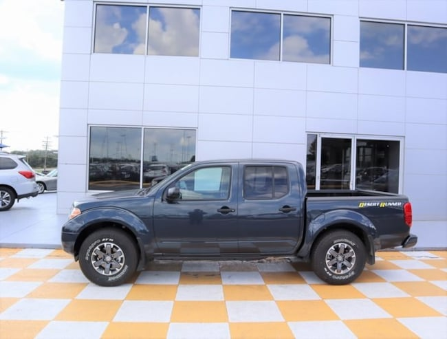New 2019 Nissan Frontier For Sale At East Tennessee Ford Vin
