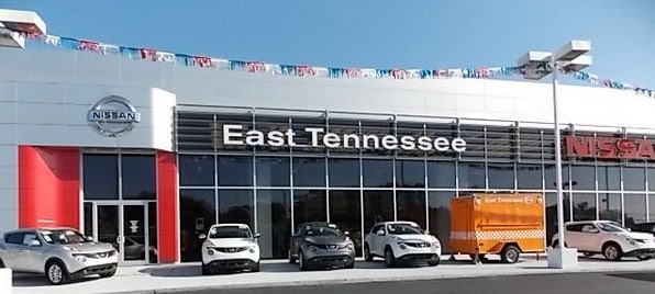 Nissan Dealer Service near Knoxville TN
