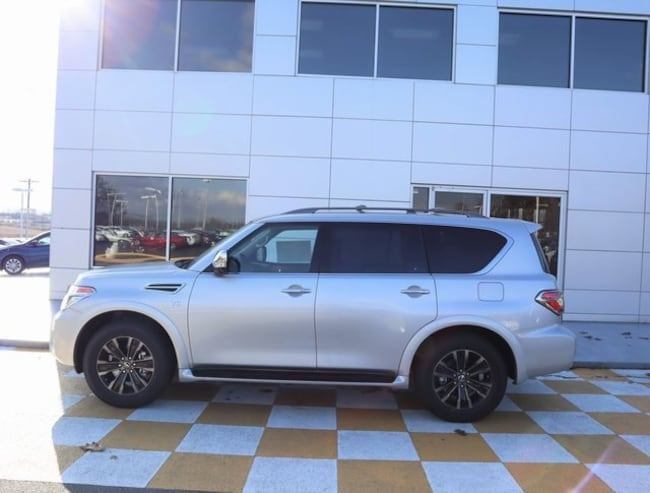 New 2019 Nissan Armada For Sale At Victory Automotive Group Vin