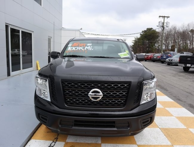 New 2019 Nissan Titan XD For Sale at Victory Automotive Group | VIN