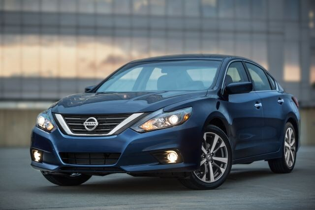 New Nissan Altima dealer Morristown TN