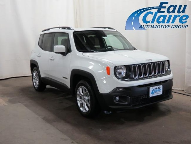 New 2018 Jeep Renegade LATITUDE 4X2 Sport Utility in Eau Claire