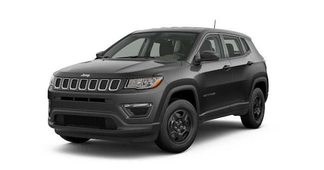 New 2019 Jeep Compass SPORT 4X4 Sport Utility in Eau Claire