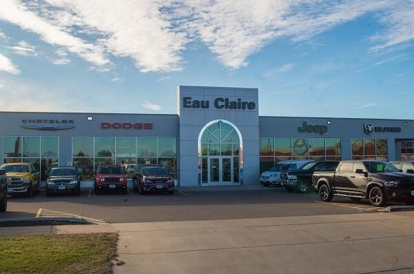 dodge dealer near eau claire wi Eau Claire Chrysler Dodge Jeep Ram  New & Used Car Dealership