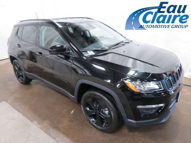 New 2019 Jeep Compass ALTITUDE 4X4 Sport Utility in Eau Claire