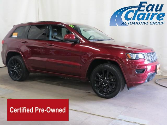 2017 Jeep Grand Cherokee Altitude 4x4 *Ltd Avail* Sport Utility