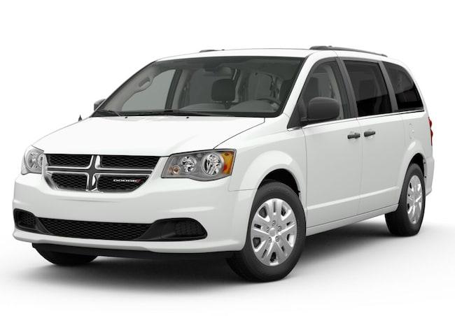 New 2019 Dodge Grand Caravan SE Passenger Van in Eau Claire