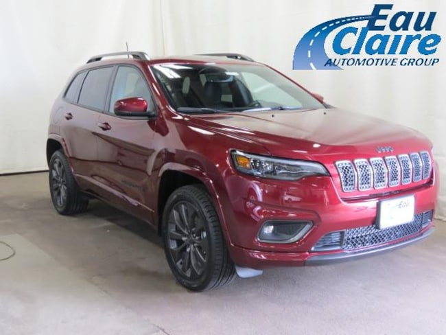 2019 Jeep Cherokee High Altitude 4x4 For Sale Or Lease Eau