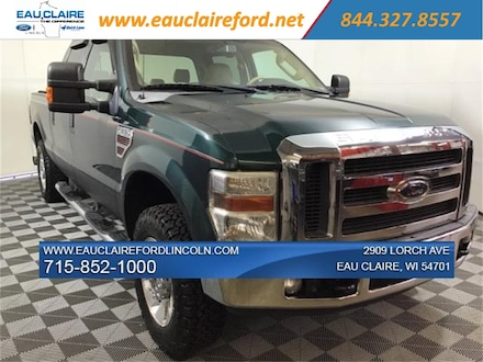 2009 Ford F-250SD Lariat Truck