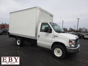 2014 Ford E-350 Cutaway Base Truck