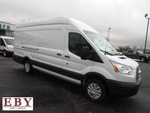 2016 Ford Transit-350 T-350 148 EL Hi Rf 9500 Gvwr Sliding RH Van High Roof Extended-Length Cargo Van