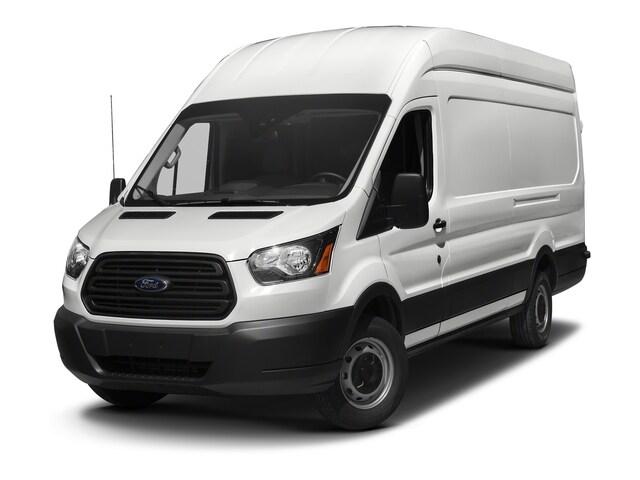 2017 Ford Transit-250 w/Sliding Pass-Side Cargo-Door Van High Roof Extended-Length Cargo Van