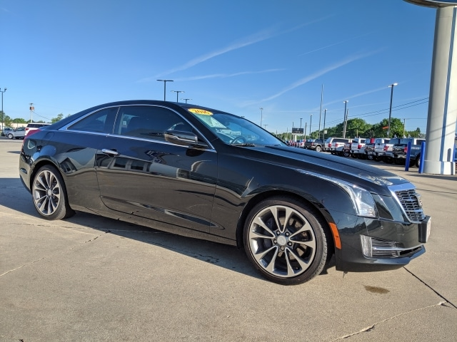 2016 Cadillac ATS Coupe 2dr Cpe 2.0L Performance Collection RWD Compact Passenger Car