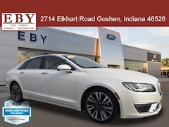 2017 Lincoln MKZ Reserve AWD MidSize Passenger Car