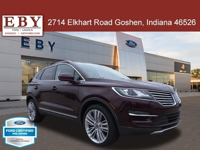 2016 Lincoln MKC AWD 4dr Reserve 4WD Sport Utility Vehicles