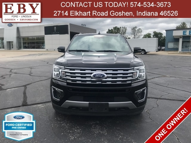 2018 Ford Expedition Limited 4WD Sport Utility Vehicles