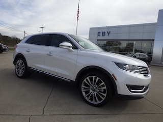 2018 Lincoln MKX Reserve AWD 4WD Sport Utility Vehicles