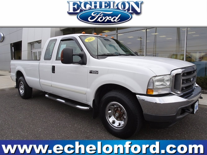 2003 Ford Super Duty F-250 XLT Supercab 158 XLT