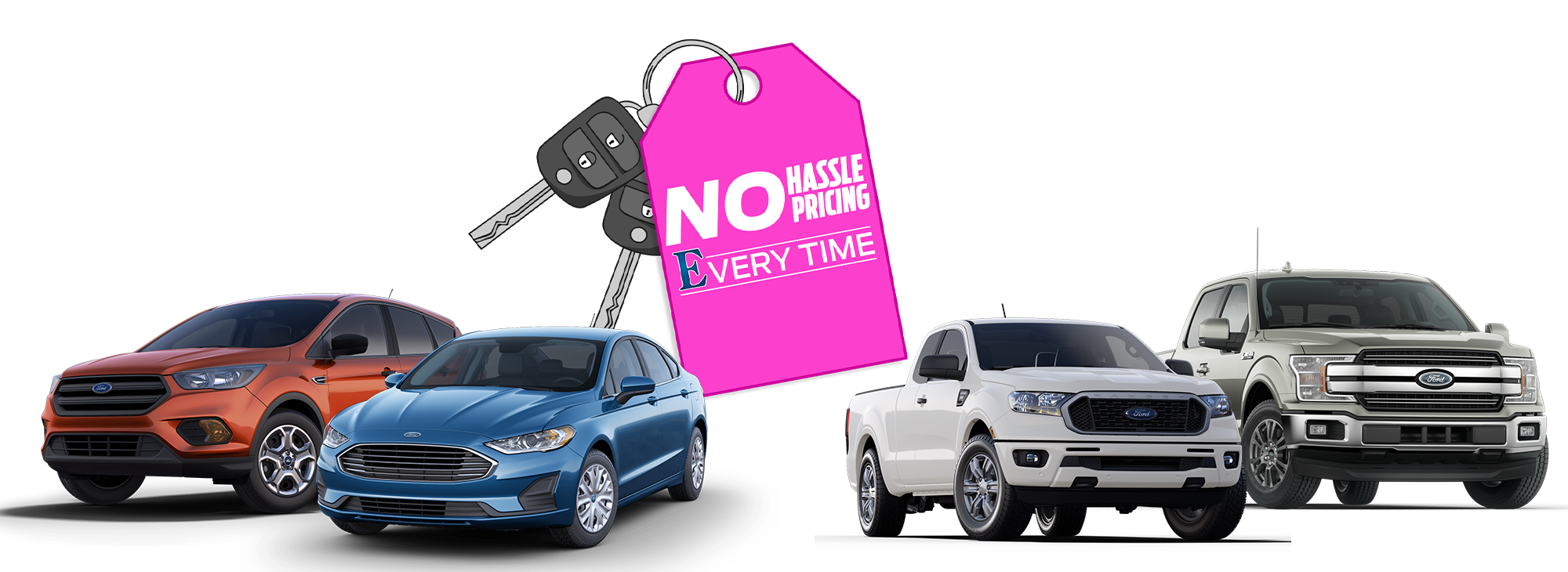 Ford Dealers Nj >> No Hassle Pricing Policy Echelon Ford Your Ford Dealer In Nj