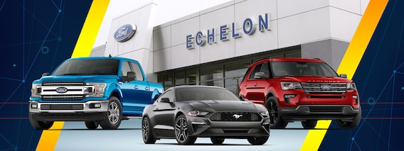 My Ford Benefits >> Benefits Of Trading In My Car Echelon Ford My Nj Ford Dealer