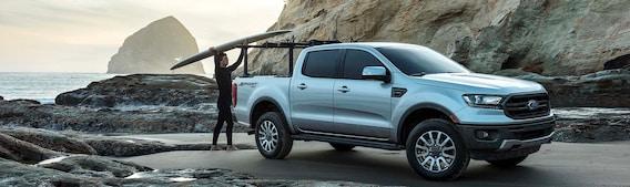 Ford Ranger Lease Offers Echelon Ford