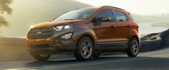 Ford Ecosport Lease Offers Echelon Ford