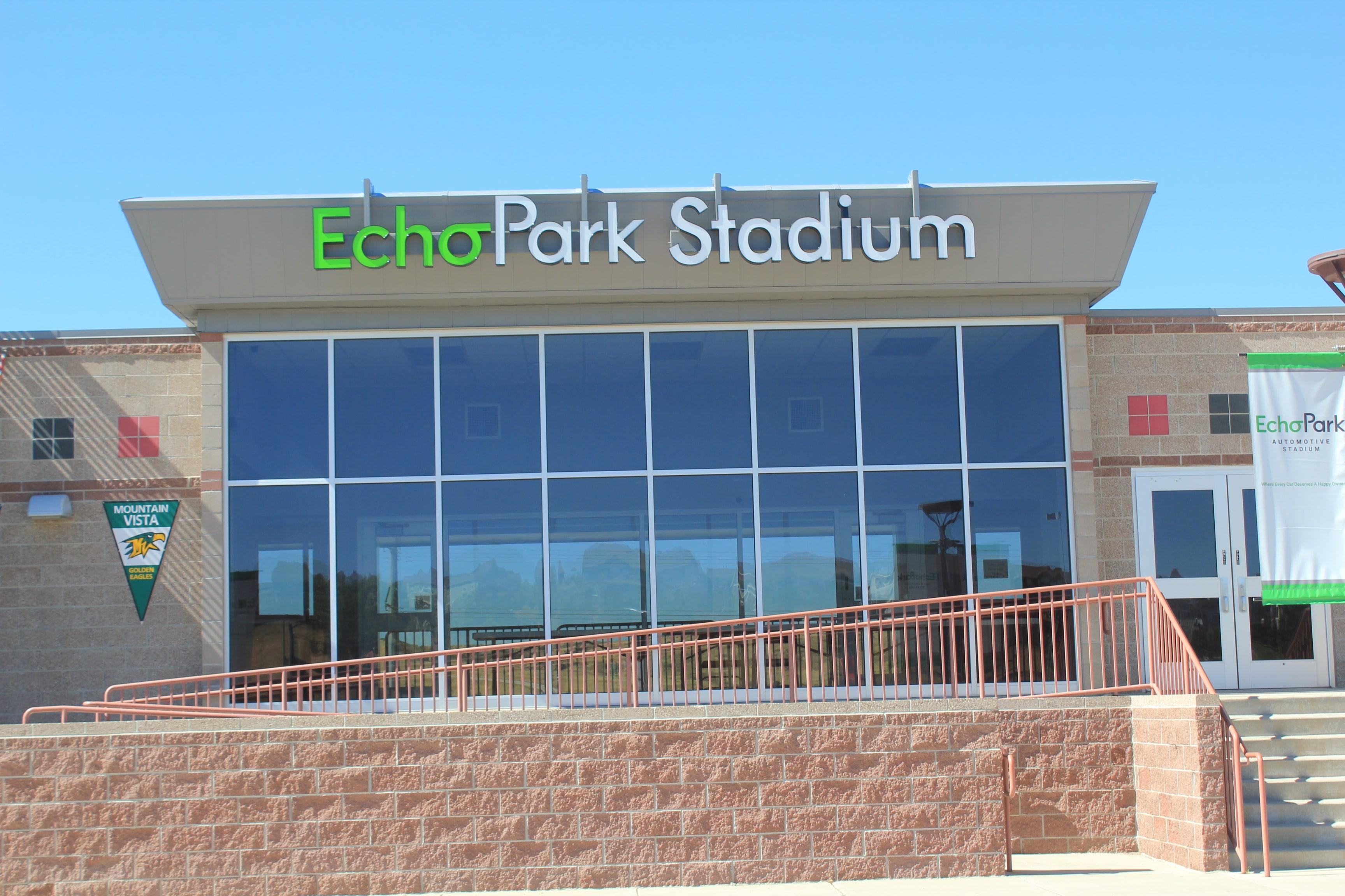 EchoPark® Automotive Stadium