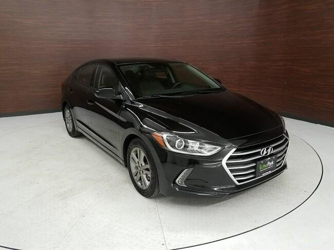 Used 2017 Hyundai Elantra SE Sedan