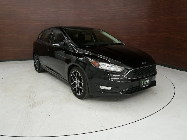 Used 2018 Ford Focus SEL Hatchback