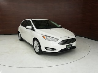 Used 2018 Ford Focus Titanium Hatchback for Sale in Colorado Springs