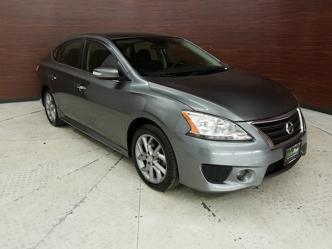 Used 2015 Nissan Sentra SR Sedan