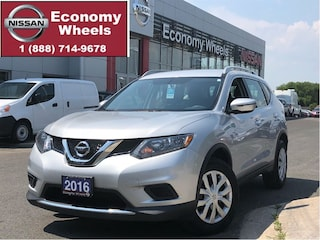 2016 Nissan Rogue S All Wheel Drive One Owner SUV
