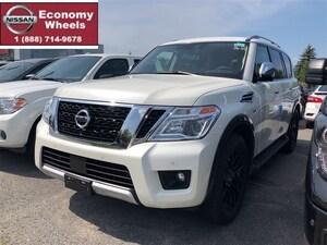 2018 Nissan Armada SL
