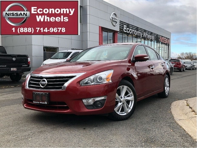 2015 Nissan Altima 2.5 SL / One Owner/Leather/Sunroof/rr cam Sedan