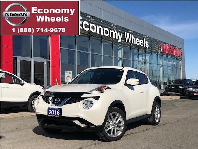 2016 Nissan Juke SV/Only 8000km!!!/Htd Seats Wagon