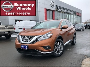 2015 Nissan Murano SL / One Owner