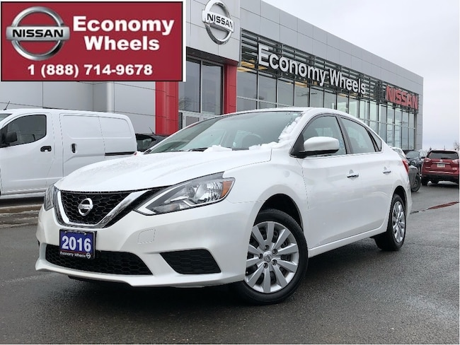 2016 Nissan Sentra S /Bluetooth/power Equip Sedan