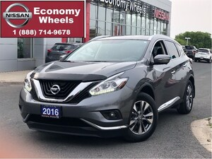 2015 Nissan Murano SL/ Sunroof/ Navigation/Memory Seat/ Leather