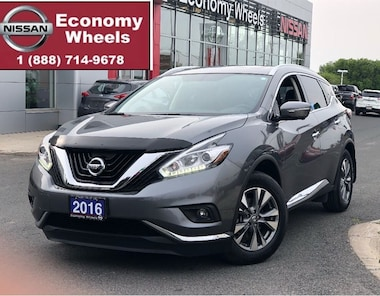 2015 Nissan Murano SL/ Sunroof/ Navigation/Memory Seat/ Leather SUV