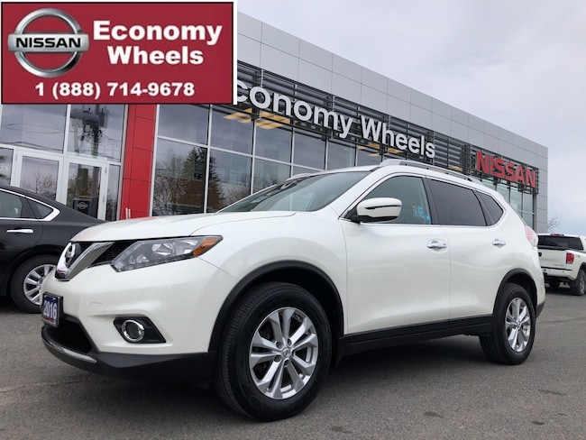 2016 Nissan Rogue SV/AWD/Power seat/Htd Seats/Push Button SUV