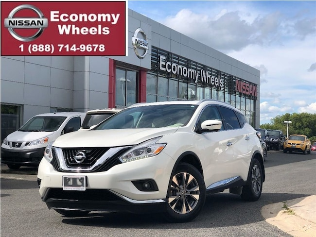 used 2017 nissan murano for sale at economy wheels | vin