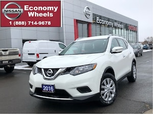 2016 Nissan Rogue S / One Owner