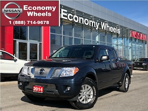 2014 Nissan Frontier SV/Fog Lamps/Heated Seats/Climate Control A/C