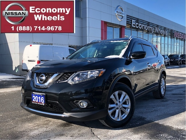 2016 Nissan Rogue SV One Owner SUV