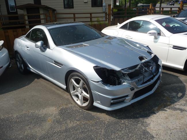 2013 Mercedes-Benz SLK-Class slk 250 Décapotable ou cabriolet