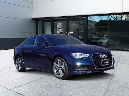 Certified 2018 Audi A3 20t Premium Plus For Sale In Fort Collins