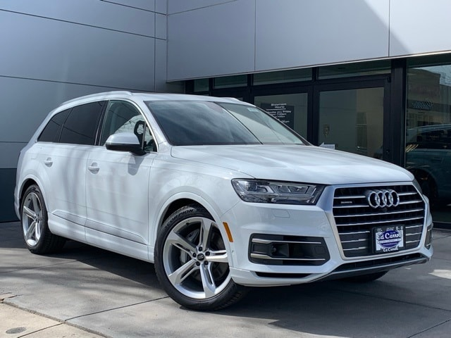 New 2019 Audi Q7 3.0T Prestige SUV Fort Collins
