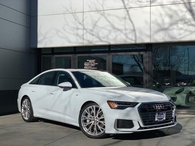 New 2019 Audi A6 3.0T Prestige Sedan Fort Collins